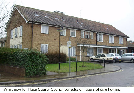 The Consultation About Future Of Suffolk 16 Residential Care Homes Including Place Court In Haverhill Has Shown More Than 50 Per Cent People